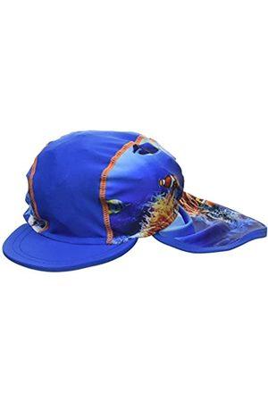 Playshoes Boy's Uv-Schutz Mütze Unterwasserwelt Sun Hat