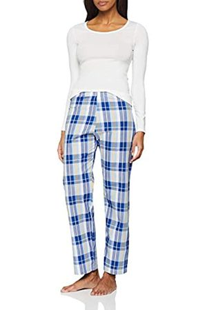 Maglev Essentials BDX015AM2 Pyjamas for Women, 10 (Size:S)