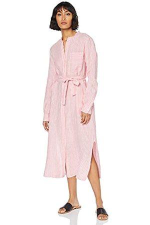 BOSS Casual Women's Tunic-Style Camona Long Sleeve Blouse
