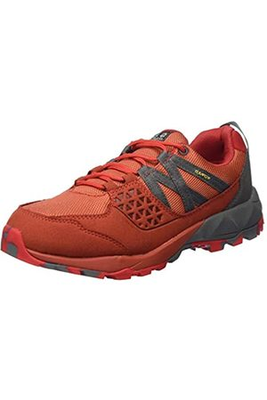 Jack Wolfskin Women's Cascade Hike Texapore Low W Wasserdicht Rise Shoes, ( Coral/Pebble 3037)