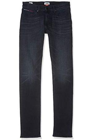 Tommy Hilfiger Men's Slim Scanton Mblks Jeans