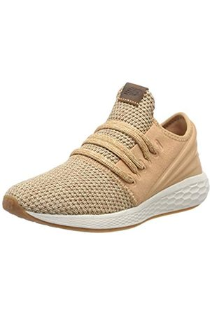 New Balance Women's Fresh Foam Cruz v2 Deconstructed Running Shoes, (Marzipan/Vanilla/Sea Salt Lm2)