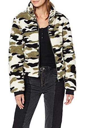 Urban Classics Women's Ladies Sherpa Jacket