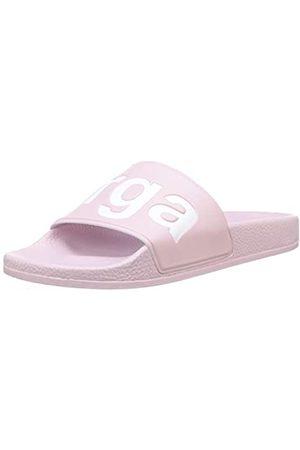 Superga Unisex Adults' 1908-PUU Beach & Pool Shoes, Rosa (Blossom 918)