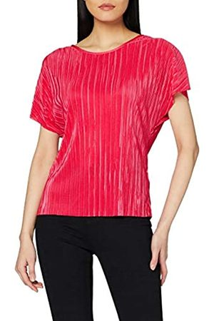 Dorothy Perkins Women's Boxy Plisse T-Shirt