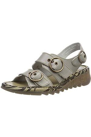 Fly London Women's TEAR806FLY Sling Back Sandals, (Cloud 010)