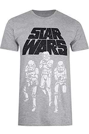 STAR WARS Men's Trooper Trio T-Shirt