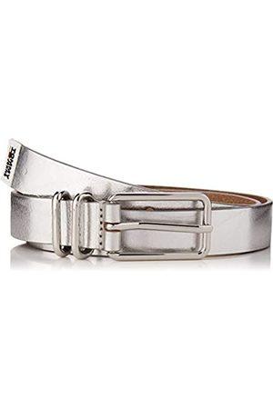 Tommy Hilfiger Women's Tjw Double Keeper Belt 2.5 Met