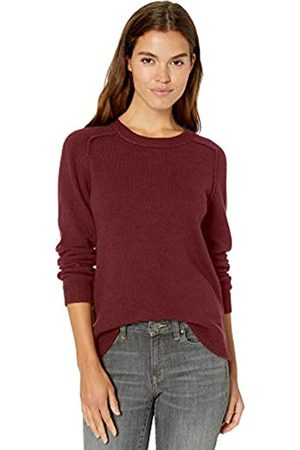 Daily Ritual Women's Wool Blend Crewneck Sweater S