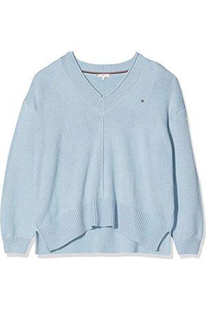 Tommy Hilfiger Women's AD CEVIE V-NK SWT Sweatshirt