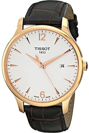 Tissot T063.610.36.037.00 Men's Quartz Watch with Dial Analogue Display
