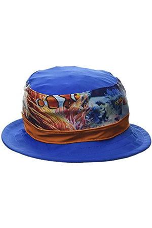 Playshoes Boy's Uv-Schutz Fischerhut Unterwasserwelt Sun Hat