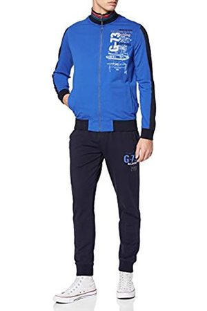 GALVANNI Men's Aural-Sweatsuit Tracksuit