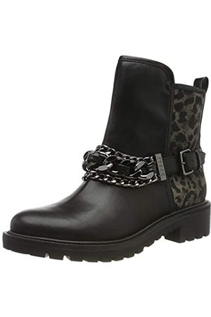 Guess Women's Holanae/Stivaletto (Bootie)/le Biker Boots, ( /Op A)