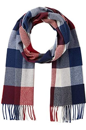 Gant Men's D2. MULTI CHECK WOOL SCARF