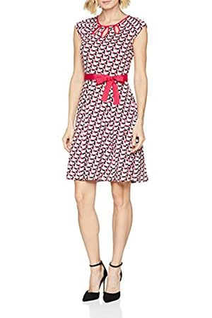 Taifun Women's Kleid Gewirke Dress