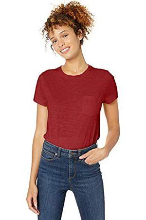 Goodthreads Vintage Cotton Pocket Crewneck T-shirt Deep