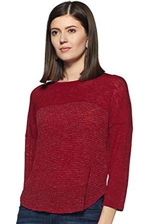 Only Women's Onldebra 3/4 Glitter Top JRS Sweatshirt