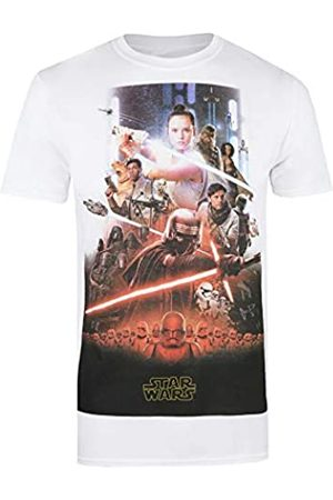 STAR WARS Men's Episode 9 Poster T-Shirt