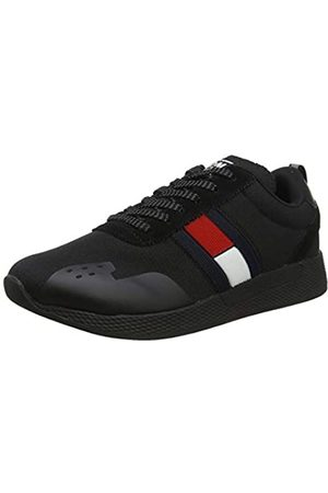 Tommy Hilfiger Men's Flag Flexi Tommy Jeans Sn Low-Top Sneakers, ( 990)