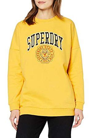 Superdry Women's Varsity Os Crew Sweatshirt