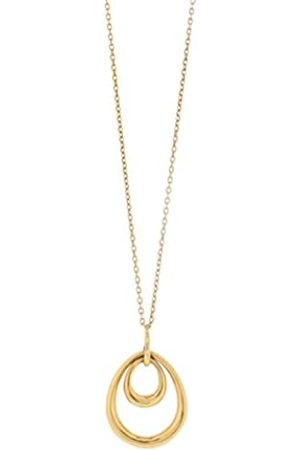 Dinny Hall 22k Plated Small Toro Pendant 16-18 Inch