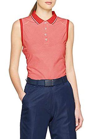 Brax Women's Sabrina Casual Cotton Kurzarm Polo Shirt