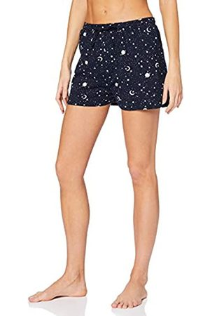 Peopletree Women's Galaxy Print Pyjama Shorts Bottoms