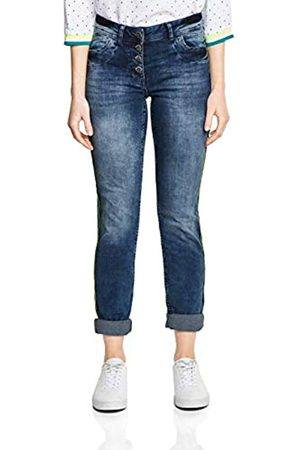 Cecil Women's 372013 Scarlett Straight Jeans