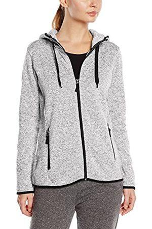 Stedman Apparel Women's Active Knit Fleece Jacket/ST5950 Sweatshirt