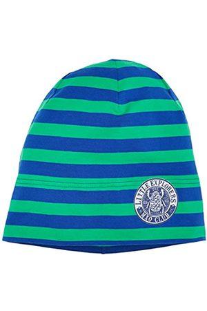 maximo Baby Beanie Middle, 2-Farbringel, Reflexmotiv Hat