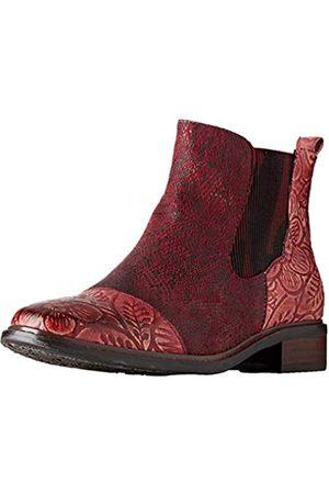 Laura Vita Women's Ercwino 02 Chelsea Boots, (Rouge Rouge)