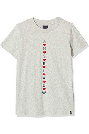 Scotch /& Soda Girls Regular Fit Short Sleeve Tee with Bold Summer Artworks Sports Tank Top