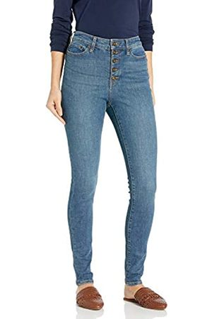 Goodthreads Exposed-fly High-rise Skinny Jeans