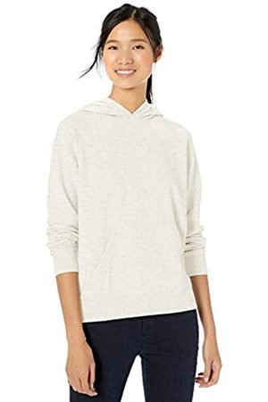Goodthreads Modal Fleece Popover Sweatshirt Pale Heather