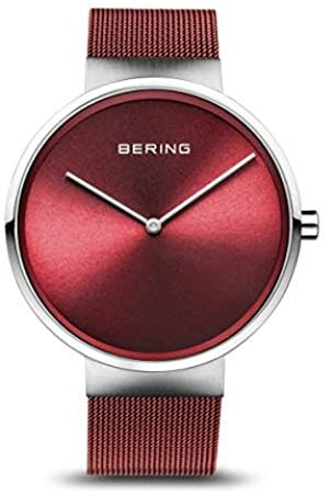 Bering Unisex Analogue Quartz Watch with Stainless Steel Strap 14531-303