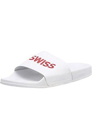 K-Swiss Unisex Adults' K75104 Flip Flops , ( / Fiery 149)