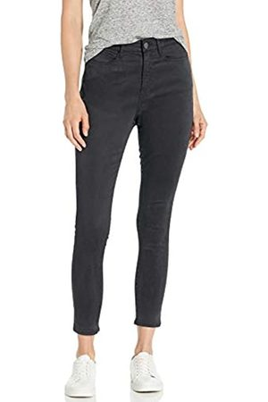 Daily Ritual Sateen High-Rise Skinny Ankle Pant Casual