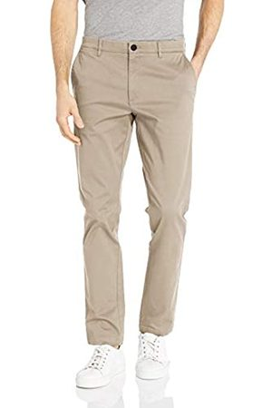 Goodthreads Men's Standard Skinny-Fit Washed Chino, Khaki