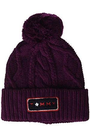 Tommy Hilfiger Women's Cable POM Beanie