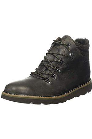 Rockport Men's Storm Front Alpine Moccasin Boots, (Dark Lea 003)