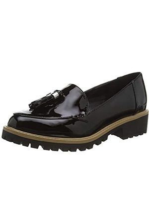 New Look Women's WF LUNK IC-PAT TSL CHKY LFR:1:S208 Loafers, ( 1)