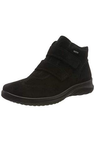 Legero Women's Softboot 4.0 Low-Top Sneakers, (Schwarz (Schwarz) 00)