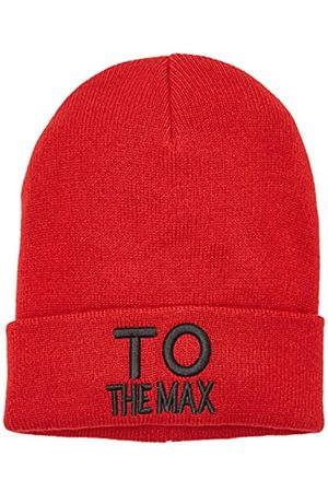 Only Women's onlTHE MAX KNIT BEANIE ACC Beanie, (Tango )