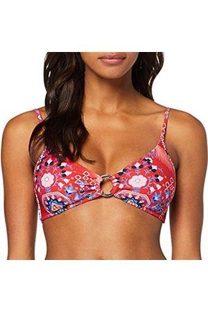 Seafolly Women's Free Spirit Ring Front Bralette Bikini Top