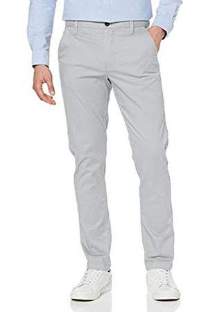 MERAKI Amazon Brand - Men's Stretch Slim Fit Chino Trousers