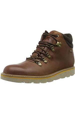 Rockport Men's Storm Front Alpine Moccasin Boots, (Gaucho Tan Lea 001)
