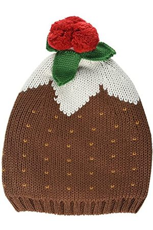 The Christmas Workshop Christmas Knitted Pudding Hat