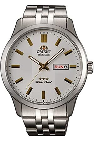 Orient Mens Analogue Automatic Watch with Stainless Steel Strap RA-AB0014S19B