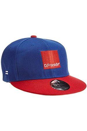D.franklin D.Franklin -RED Blend Snapback Cap